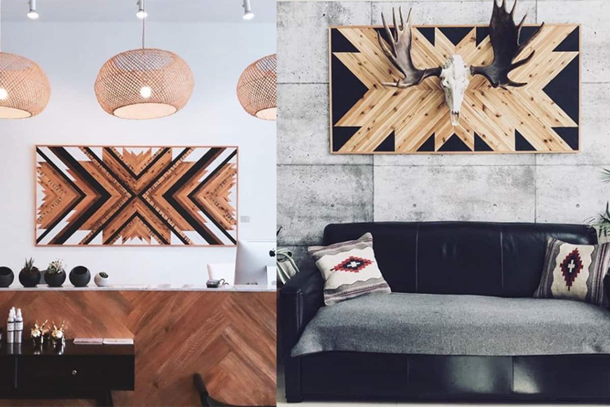 Kaila Jackson designs wood work wood working wood signs wood sign cowgirl magazine