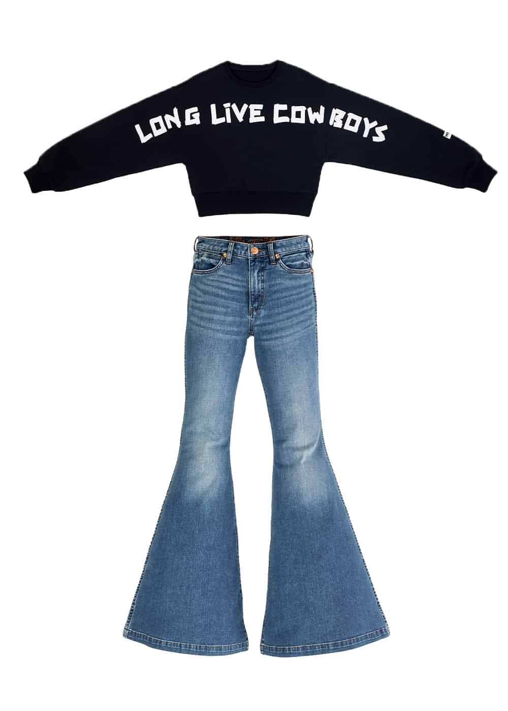 wrangler jeans cowgirl magazine
