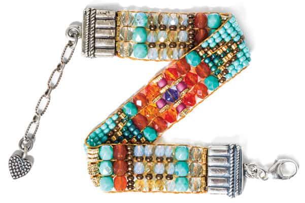 Peyote Bird Bracelet Cowgirl Magazine