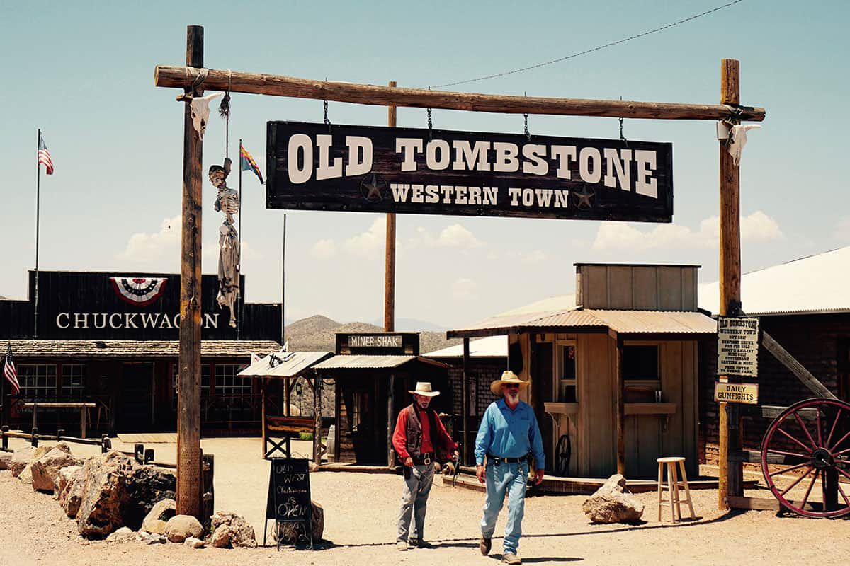 old tombstone cowgirl magazine