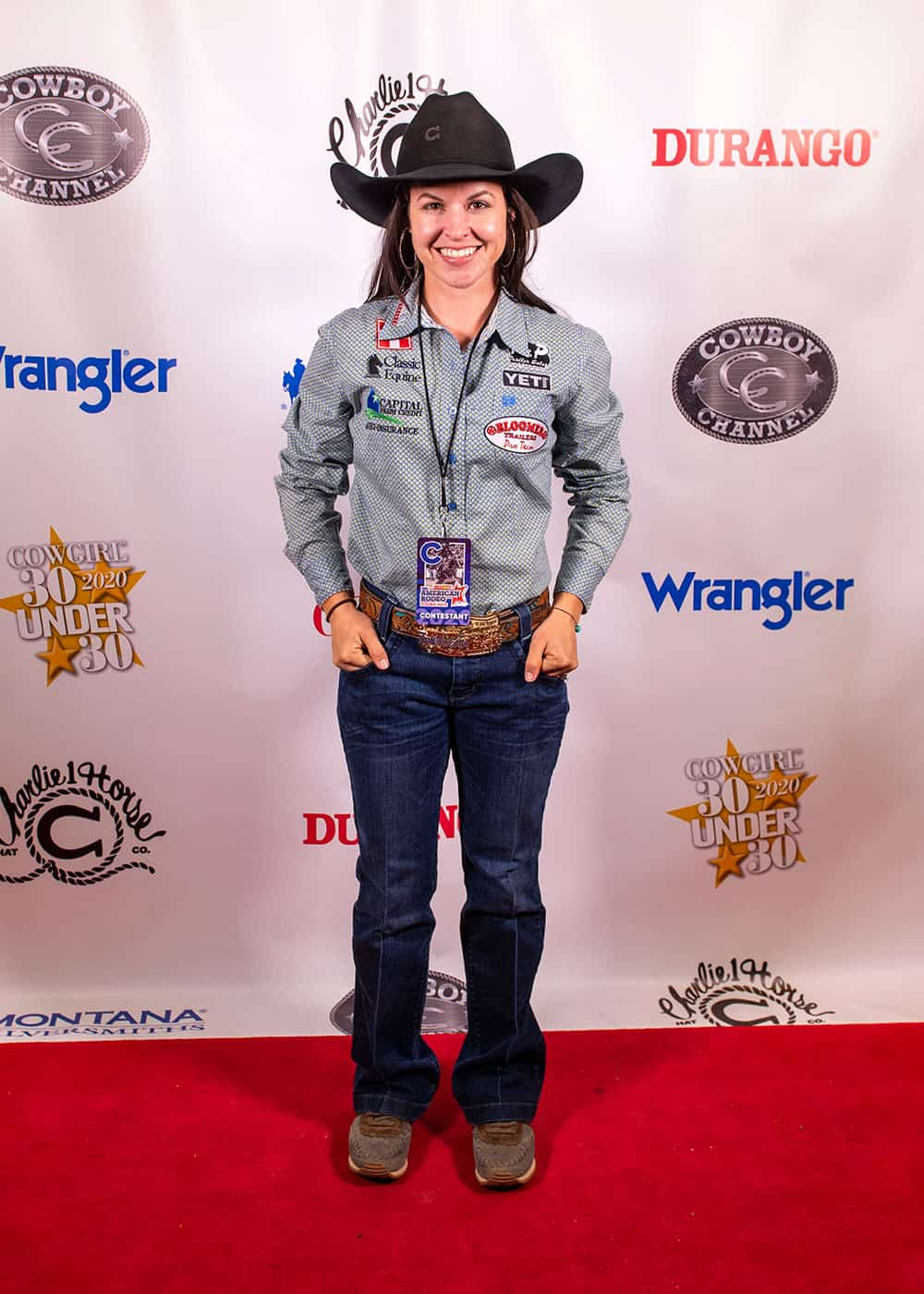 hailey kinsel lockwood cowgirl magazine