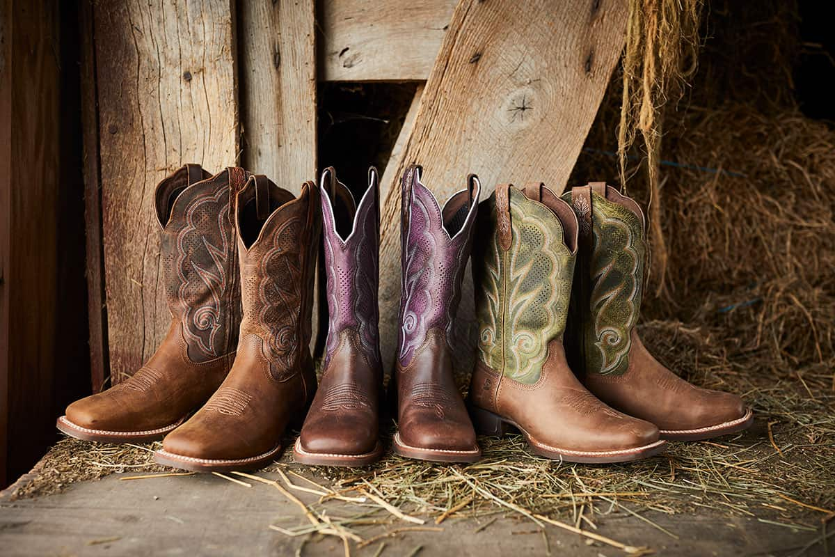 durango lady rebel pro boots cowgirl magazine