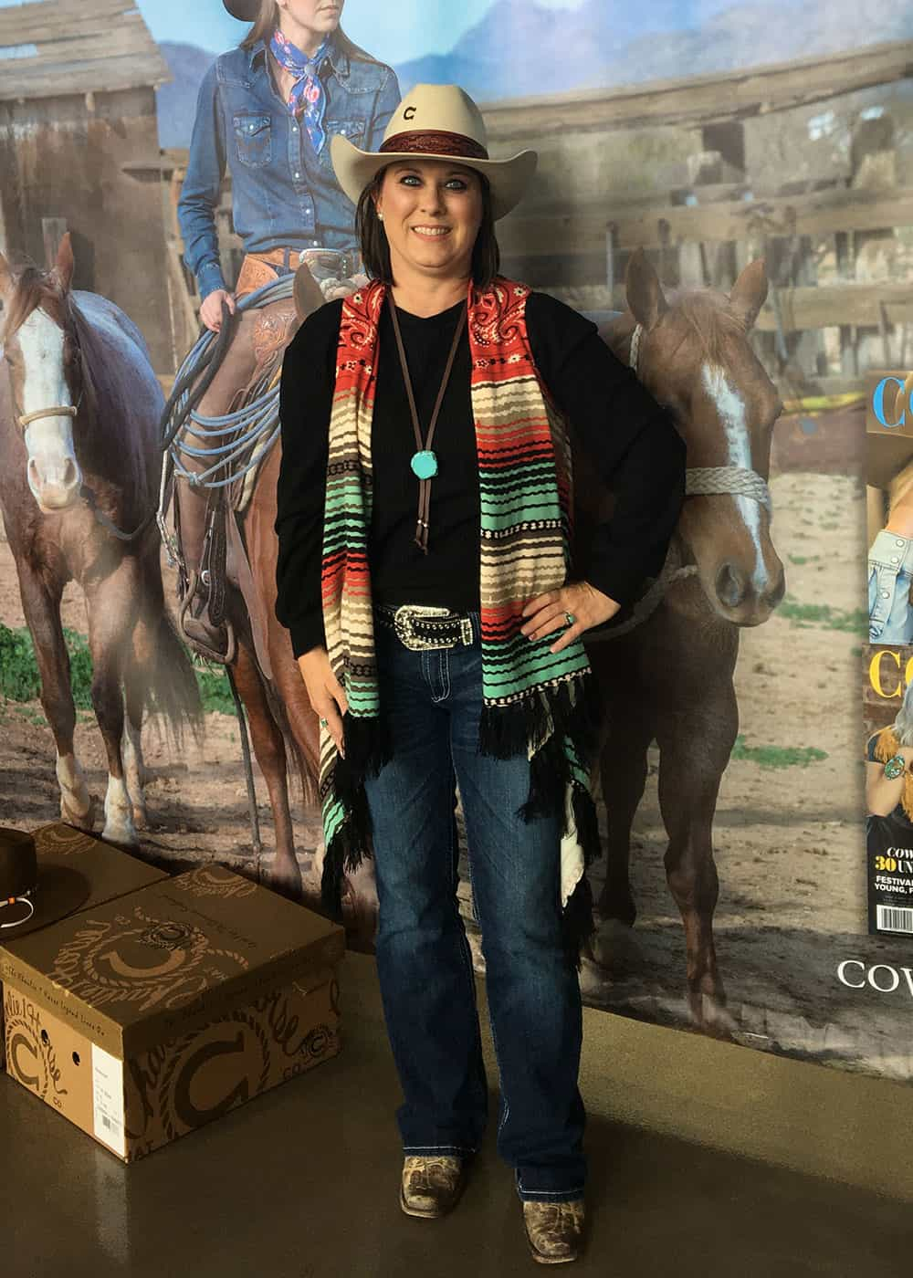 american rodeo street style 2020 cowgirl magazine