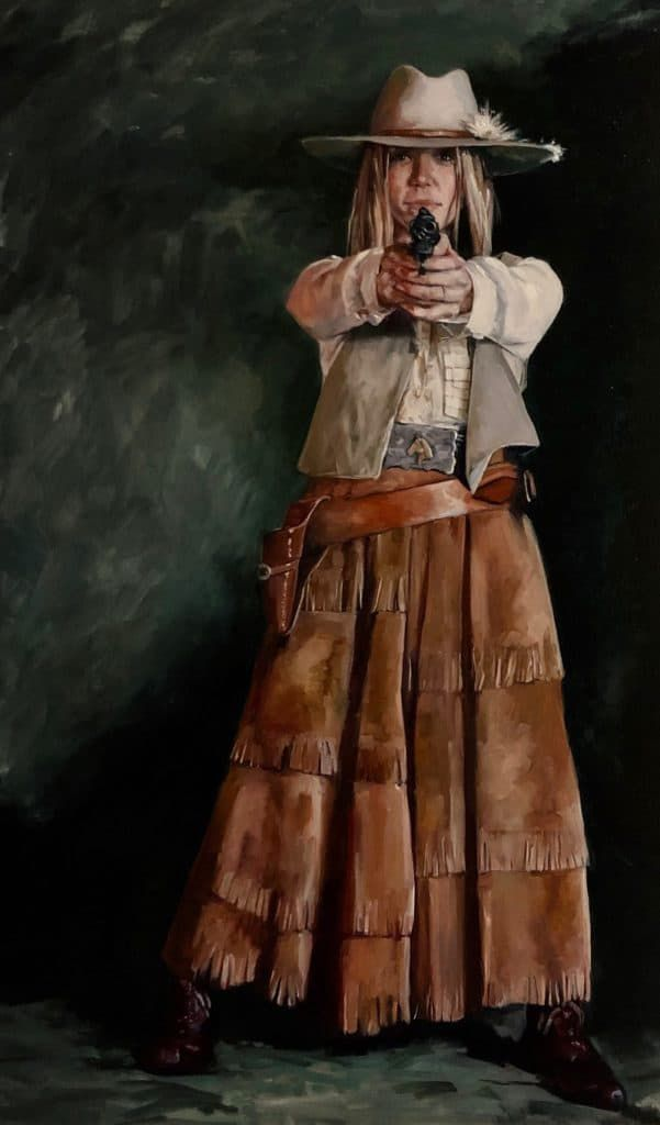 virtual art exhibition and sale cowgirl up cowgirl magazine