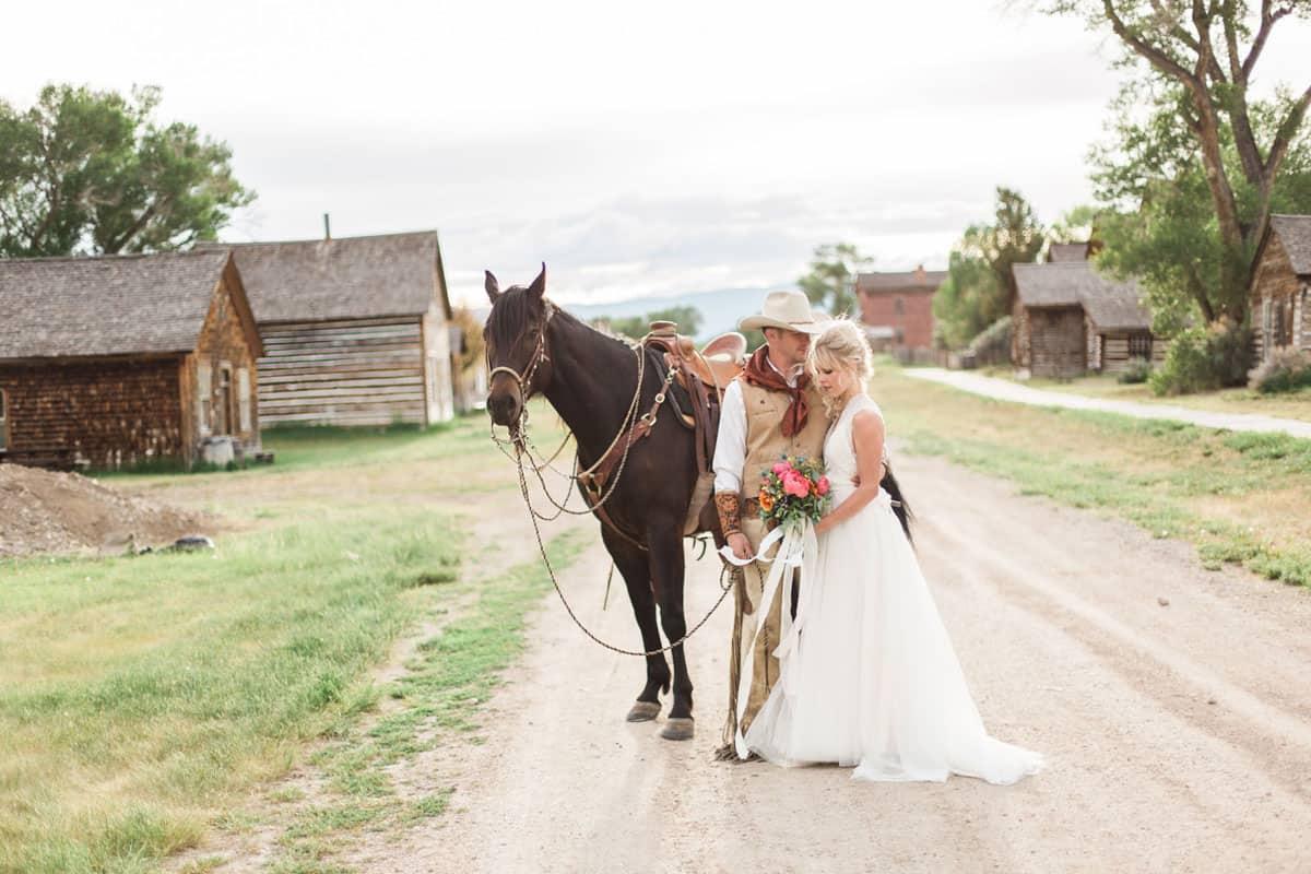Wedding Western
