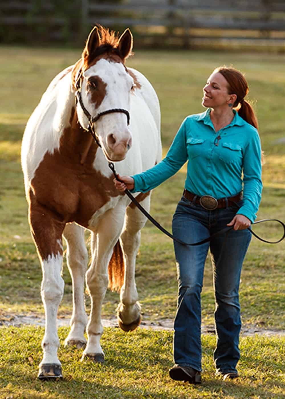 triple crown feed equimix cowgirl magazine