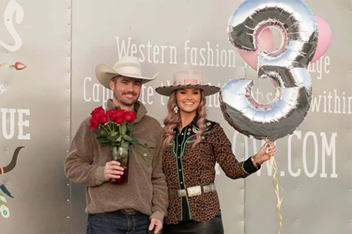 aces arrow three years cowgirl magazine