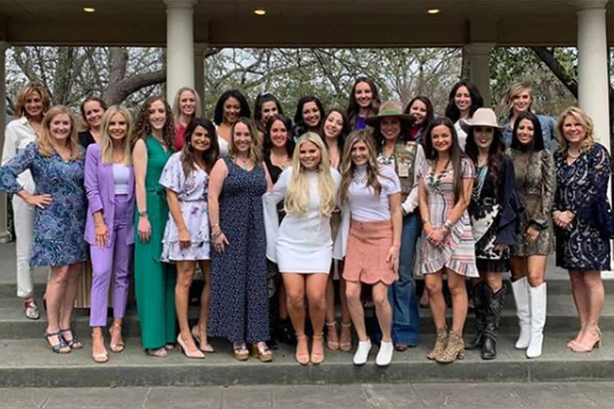 alexis bloomer bridal shower cowgirl magazine