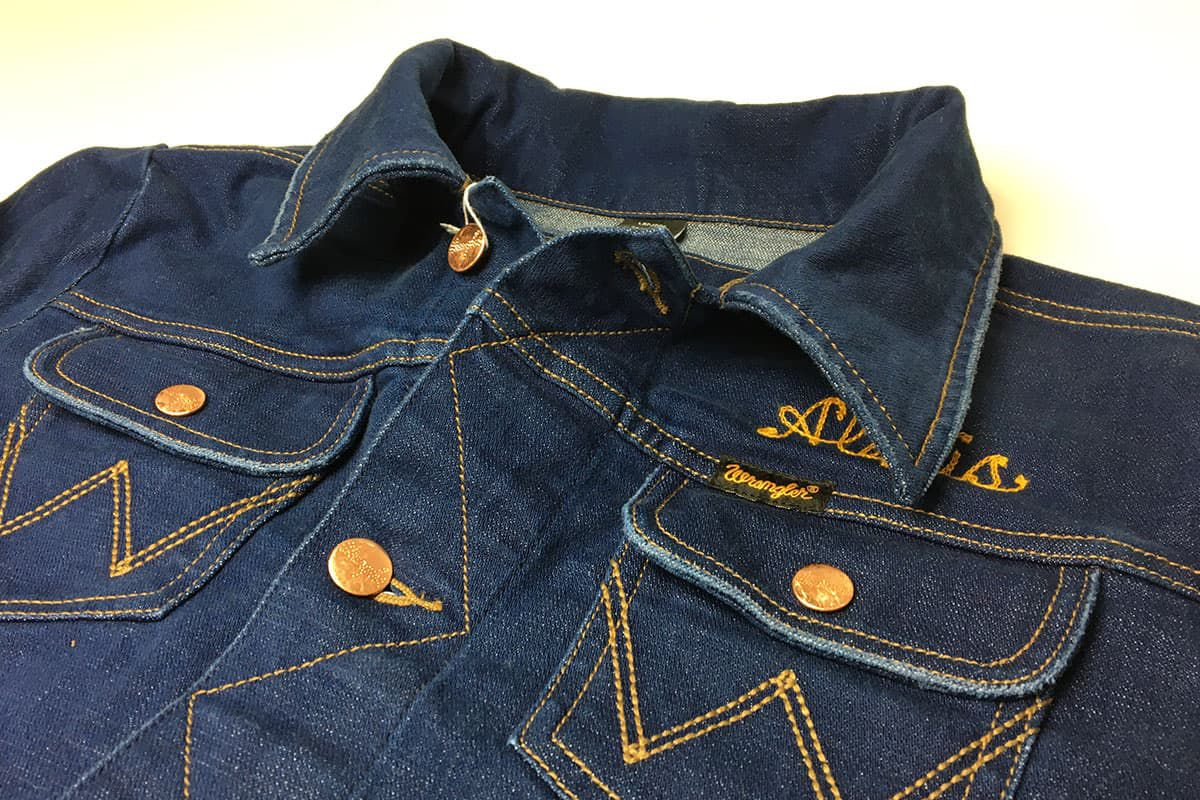 wrangler custom jacket cowgirl magazine