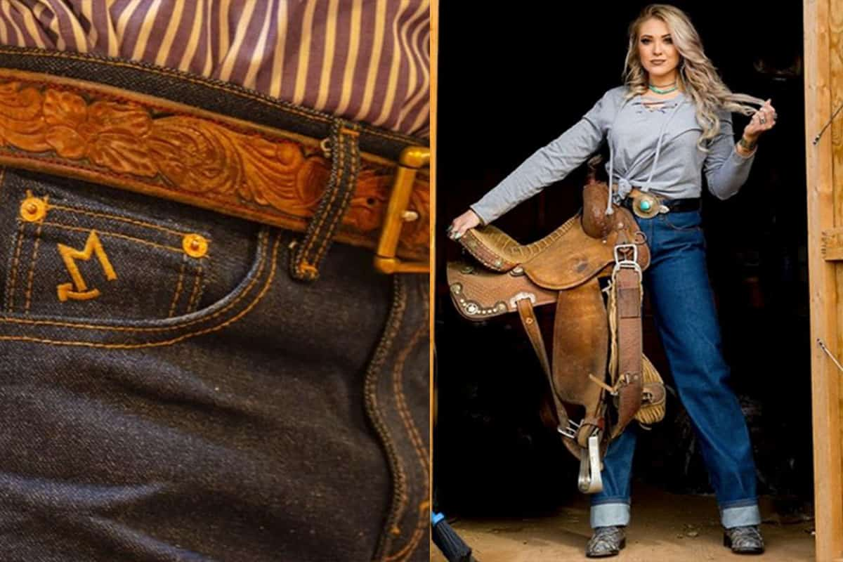 branded denim cowgirl magazine
