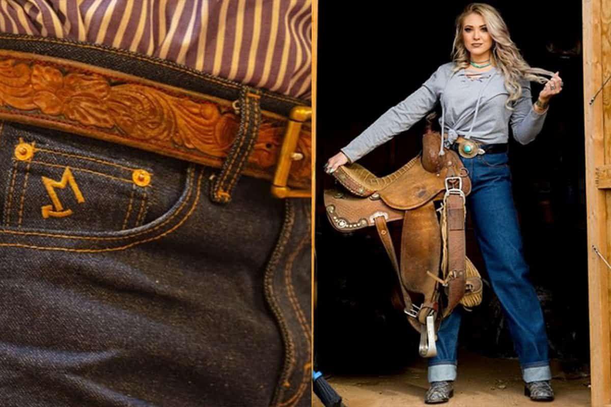 branded denim cowgirl magazine