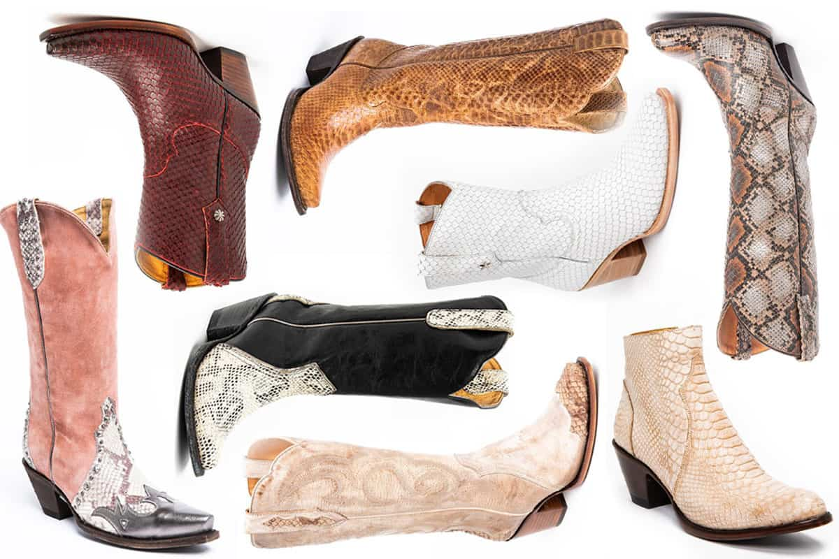 idyllwind snakeskin styles boot boots cowgirl magazine