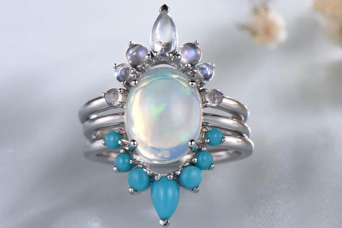 turquoise engagement ring cowgirl magazine
