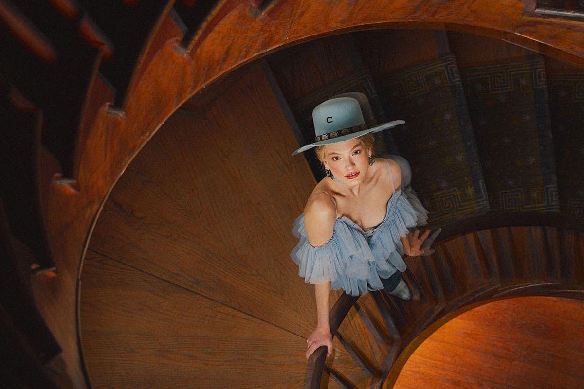 wonderwest Alice in Wonderland cowgirl magazine