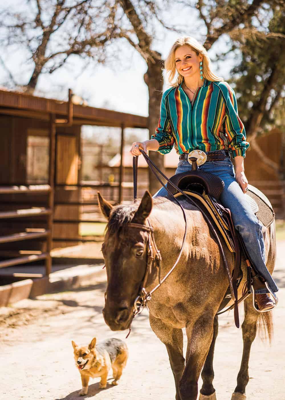 amy wilson cowgirl magazine