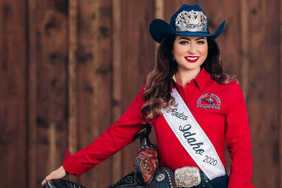 Miss Rodeo Idaho Cowgirl Magazine