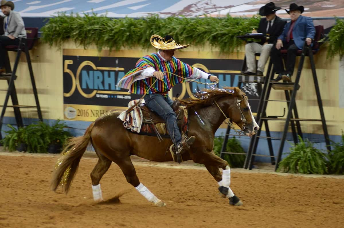 Whistle For These Incredible Reining Freestyles - COWGIRL Magazine