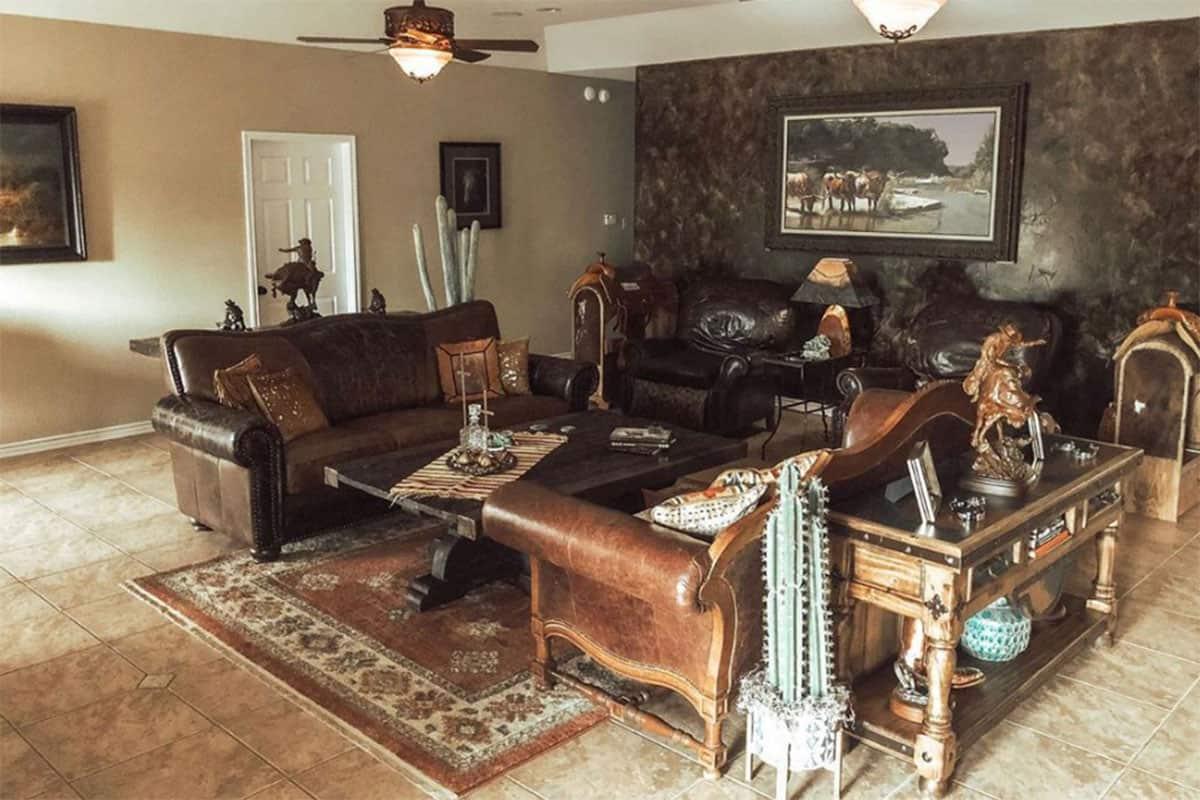 alexis bloomer texas dream home cowgirl magazine