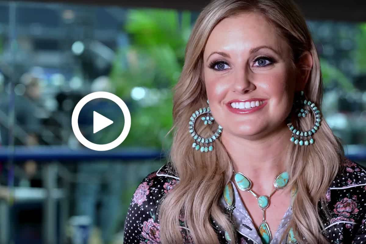 amy wilson video interview cowgirl magazine
