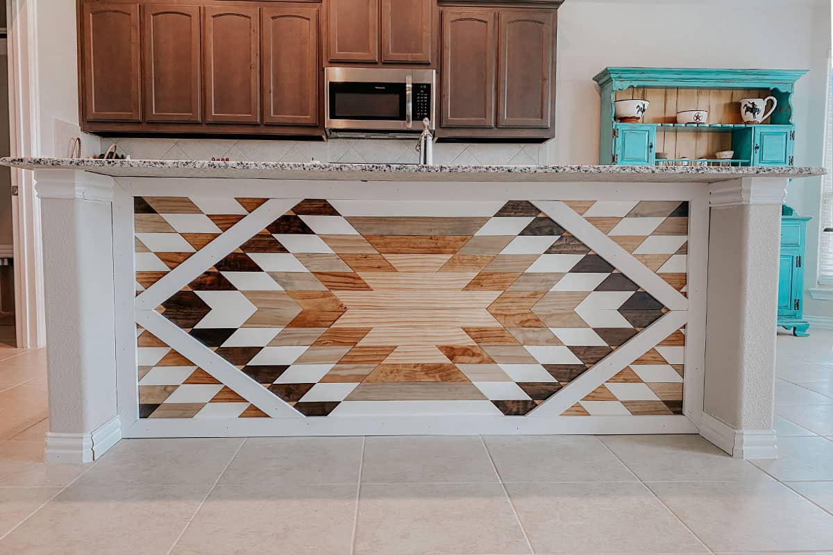 kitchen island mike armstrong woodwork custom woodwork wood art cowgirl magazine