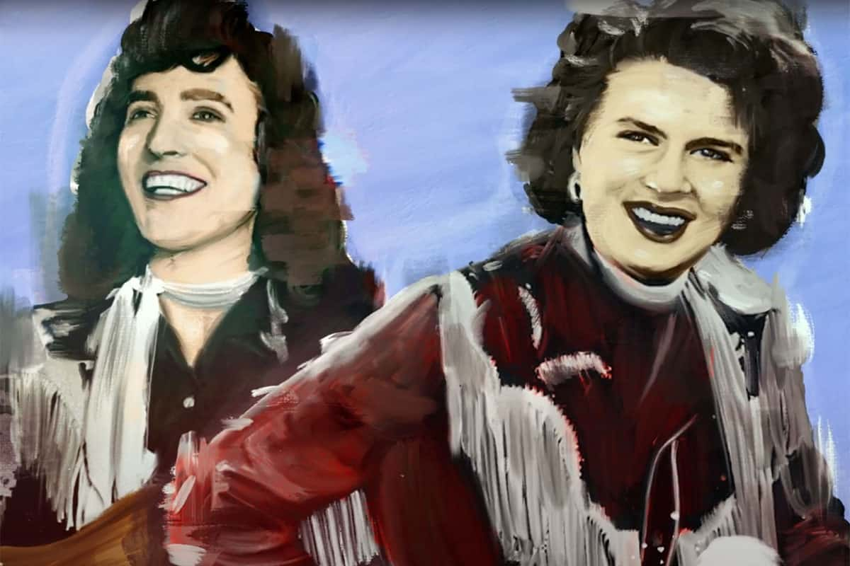 loretta lynn patsy cline I Fall To Pieces cowgirl magazine