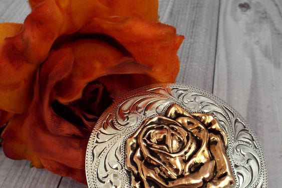 Rose Thorn Bud Cowgirl Magazine