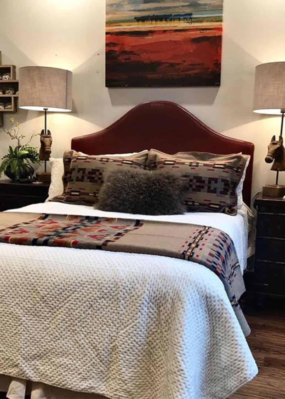 western bedroom cowgirl magazine
