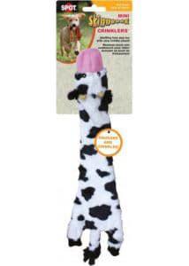 Cow Print Dog Toy Cowgirl Magazine