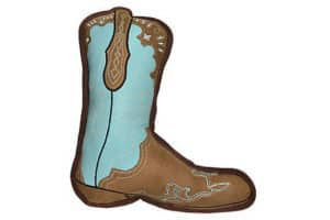 Boot Dog Toy Cowgirl Magazine