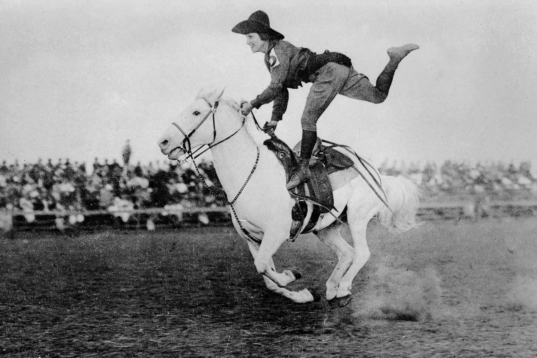 Bea Kirnan cowgirl magazine