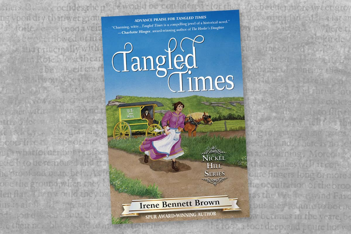 tangled times cowgirl magazine
