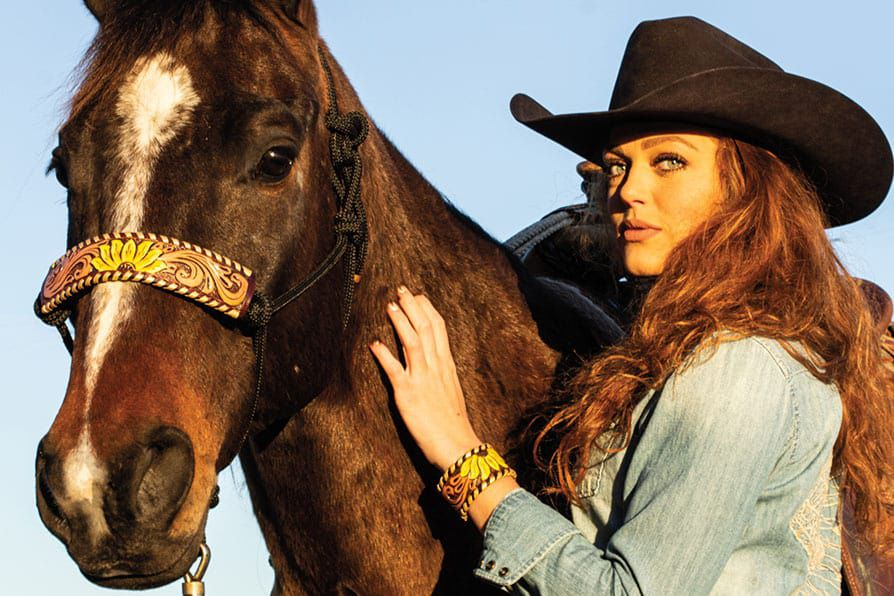 rafter t ranch cowgirl magazine