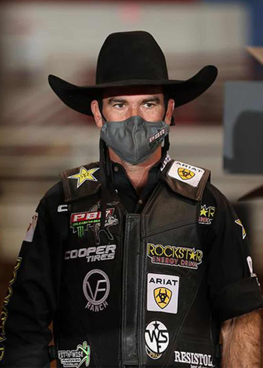 pbr face covers cowgirl magazine