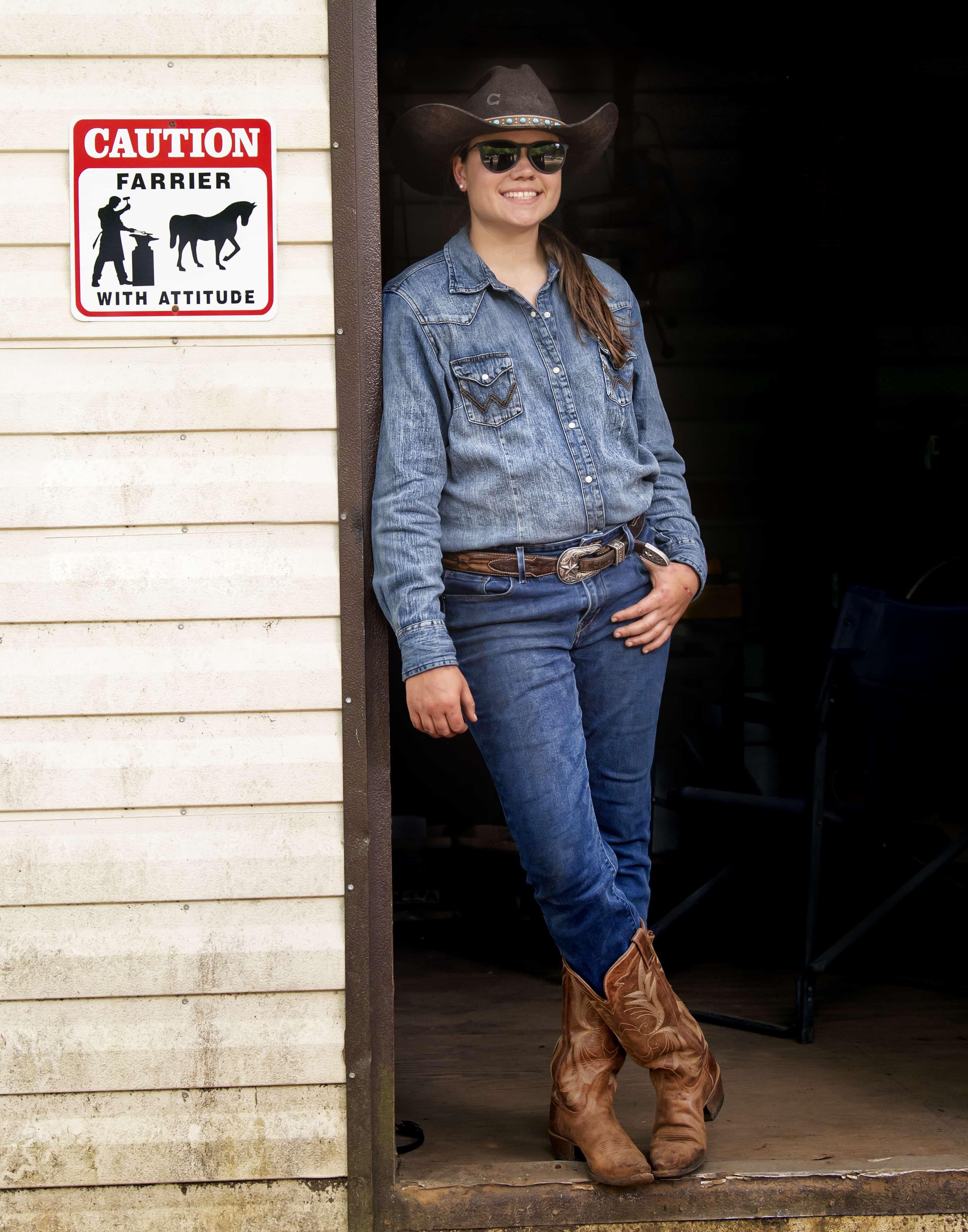 whitney roberts cowgirl magazine