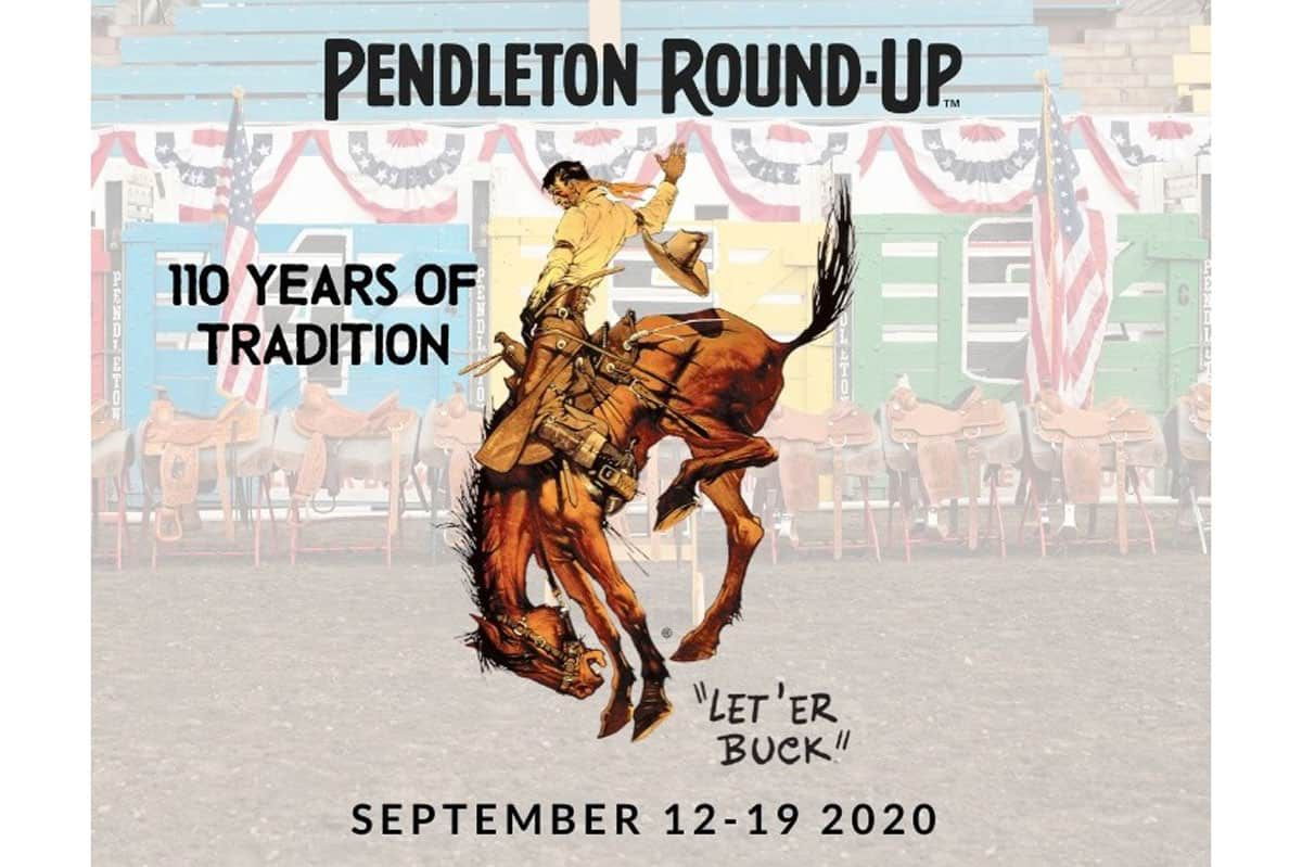 Pendleton Round-Up 2020 Cowgirl Magazine