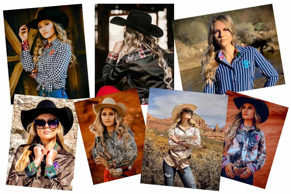 Thunderbird Brand Cowgirl Magazine