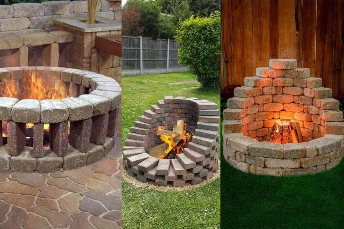 backyard fire pit backyard diva patio cowgirl magazine