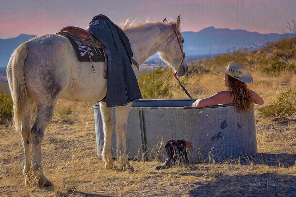 cowgirl spa day cowgirl magazine