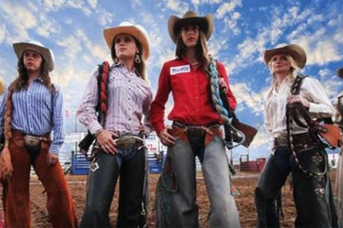 ride tv sneak peek of cowgirls cowgirl magazine