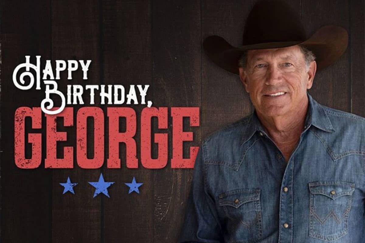happy birthday George cowgirl magazine