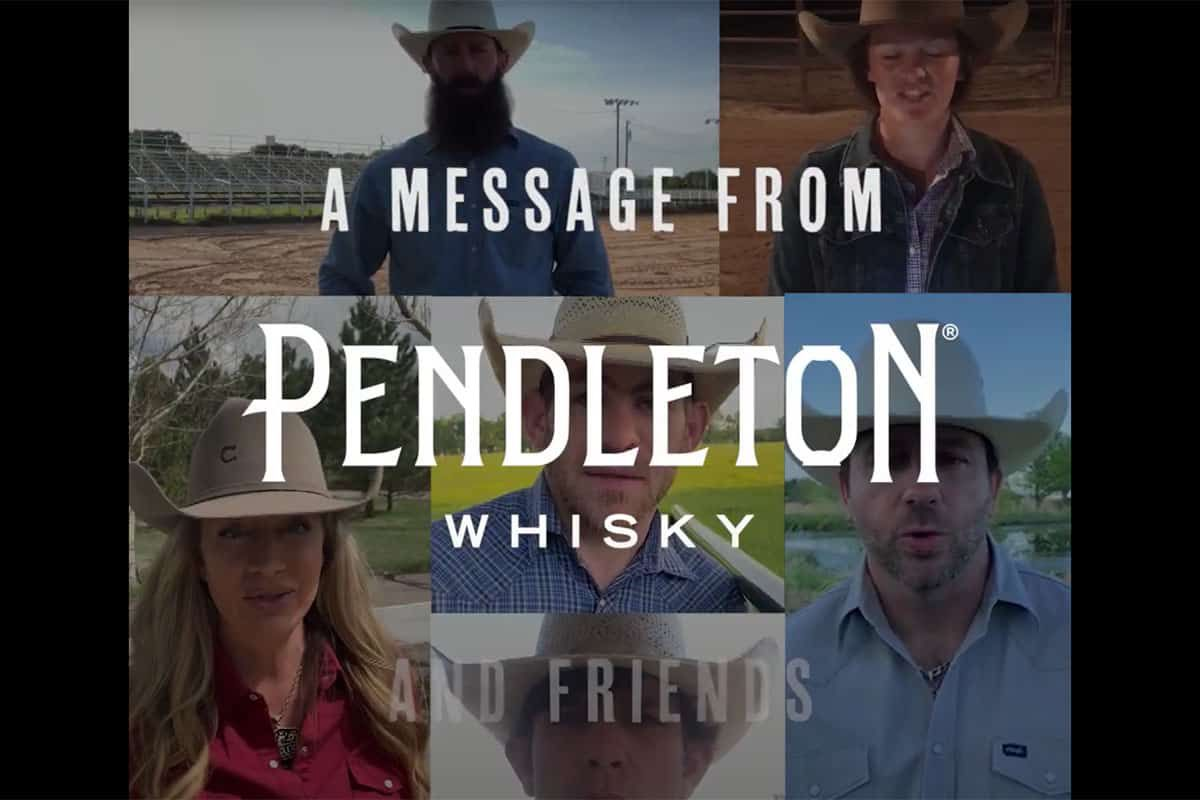 pendleton whiskey and friends cowgirl magazine