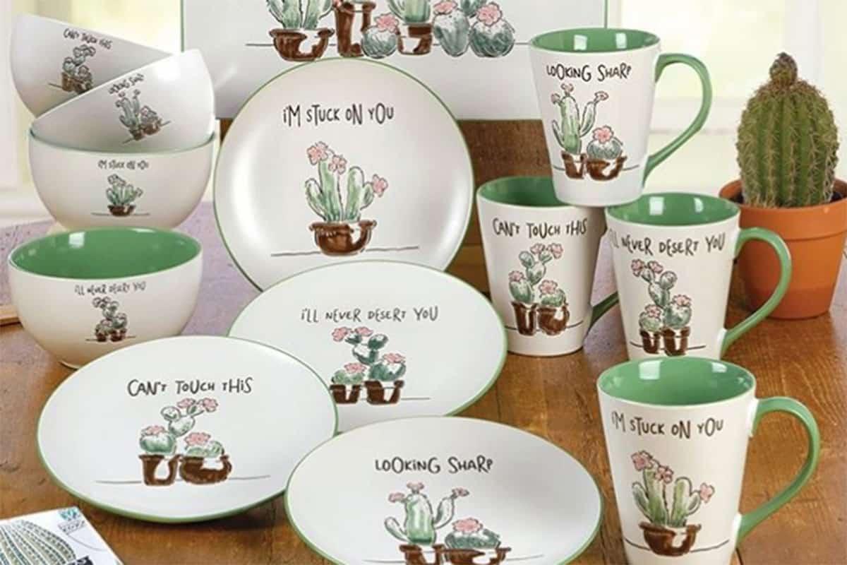 rods cactus dinnerware cowgirl magazine