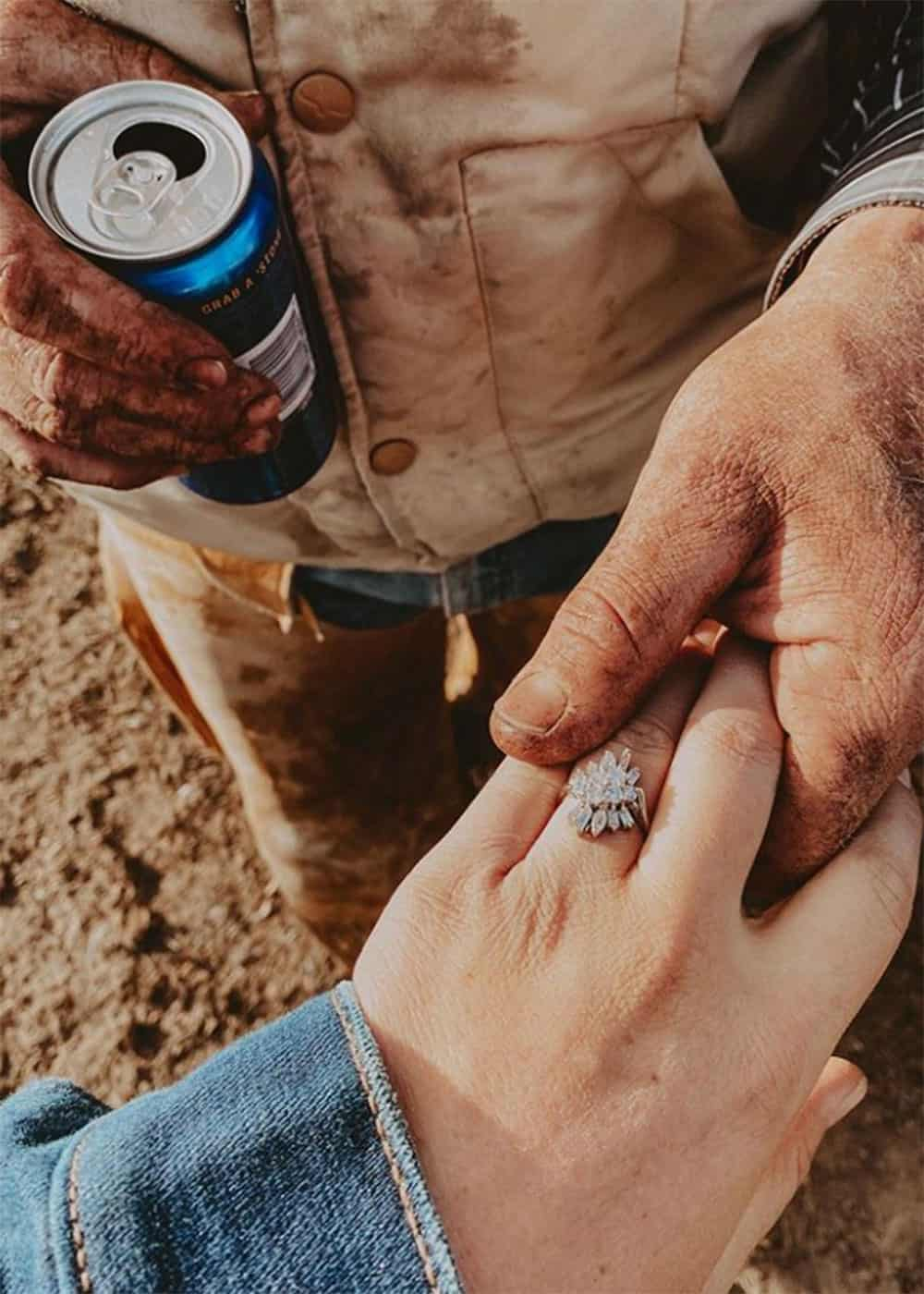 shaley ham engaged cowgirl magazine