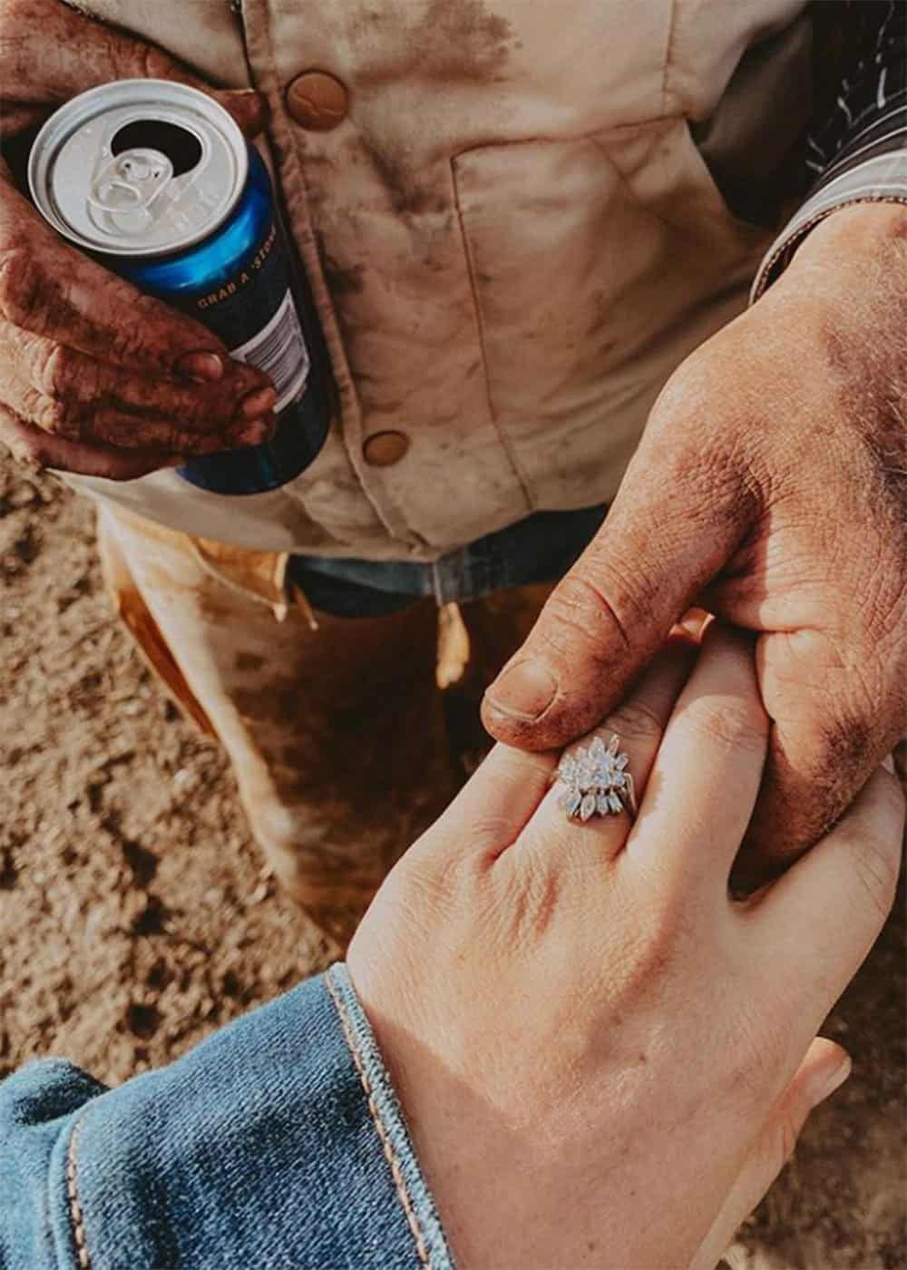 shaley ham engaged cowgirl magazine
