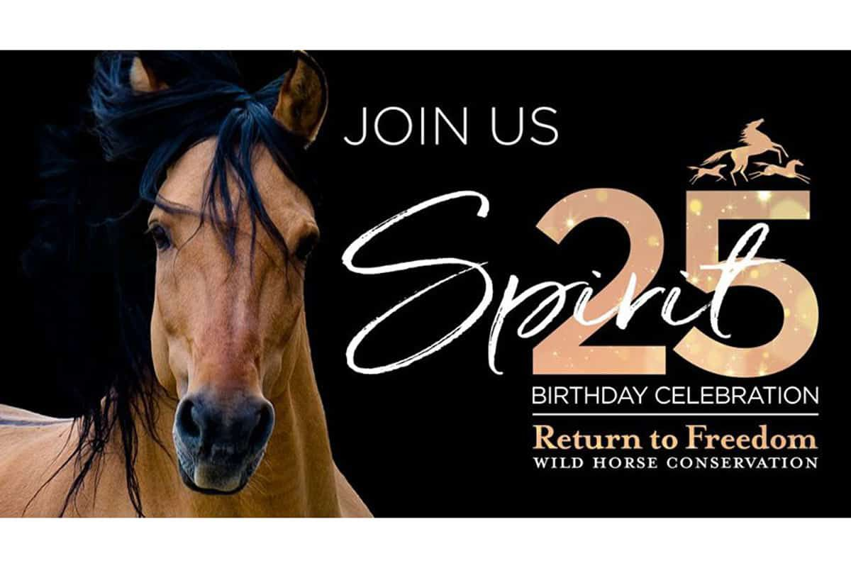 Spirit's Birthday Cowgirl Magazine