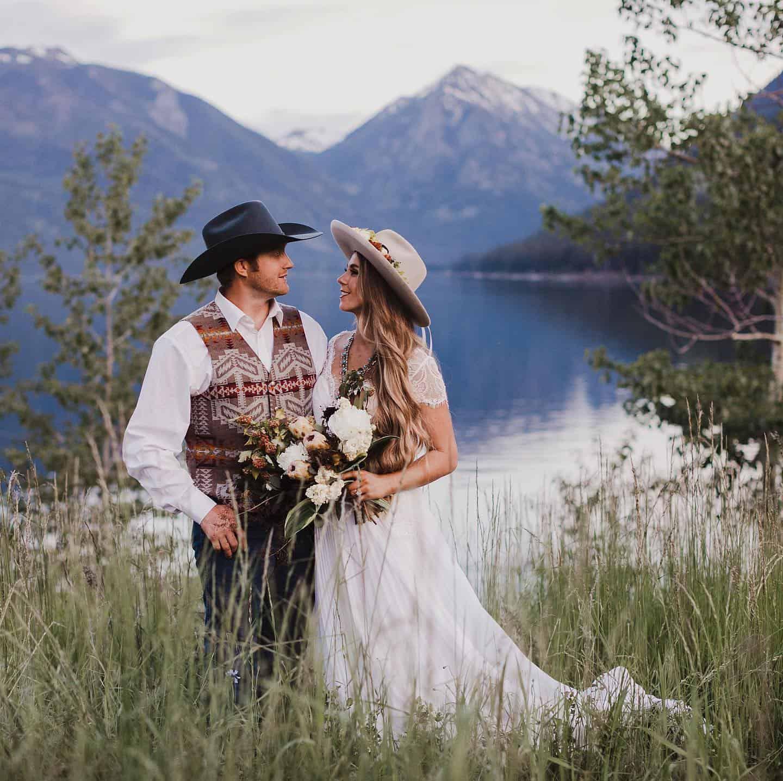 faux-wedding shoot cowgirl magazinerado cowgirl magazine