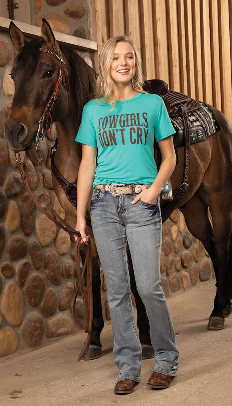 button up cowgirl magazine