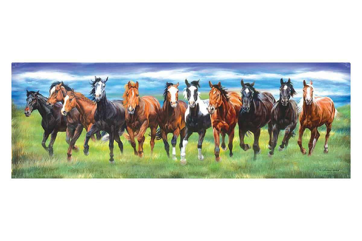 western wall decor cowgirl magazine