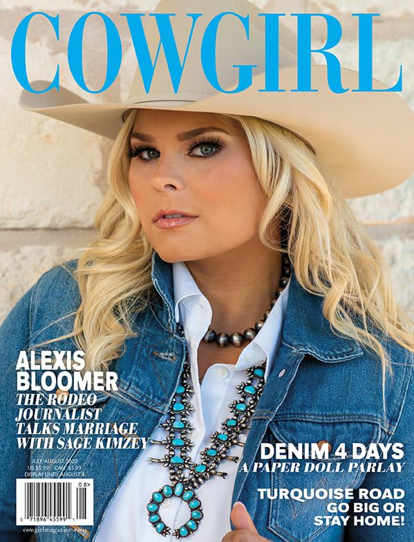Alexis Bloomer Cowgirl