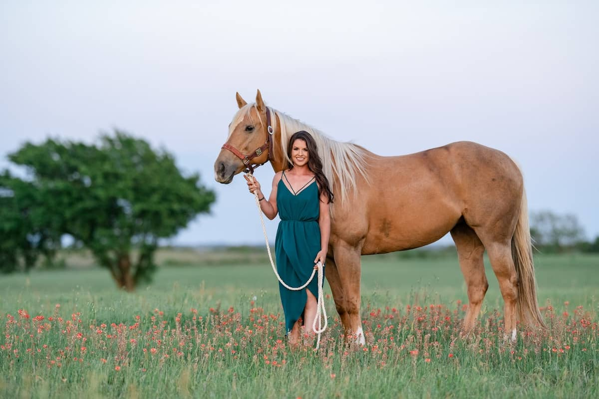 hailey kinsel lockwood cowgirl magazine